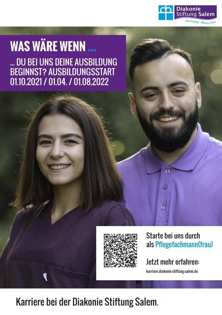 Azubi-Kampagne - Layout DIN A4 - Trendjournal.indd